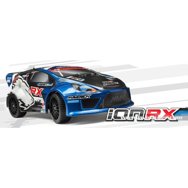 ION RX RALLY 1/18 RTR