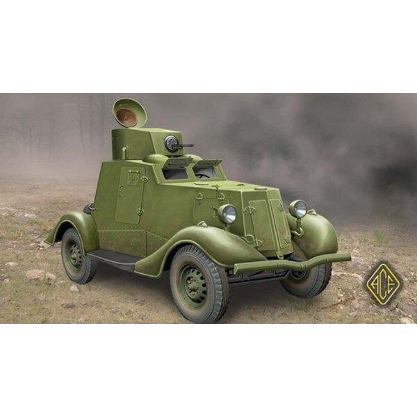 FAI-M Soviet light armoured car