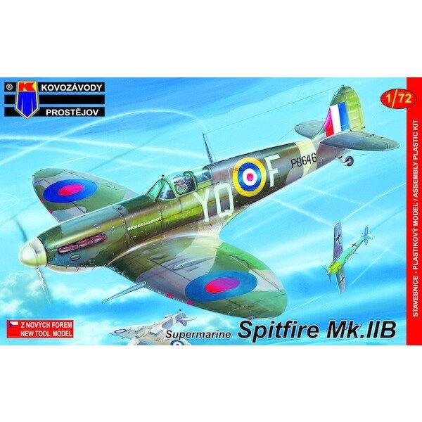 Supermarine Supermarine Spitfire Mk.IIB (new tooling)