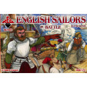 English sailors in battle, 16-17th century Red Box RB72082