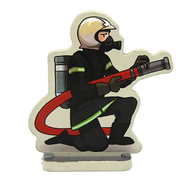 Julien the firefighter