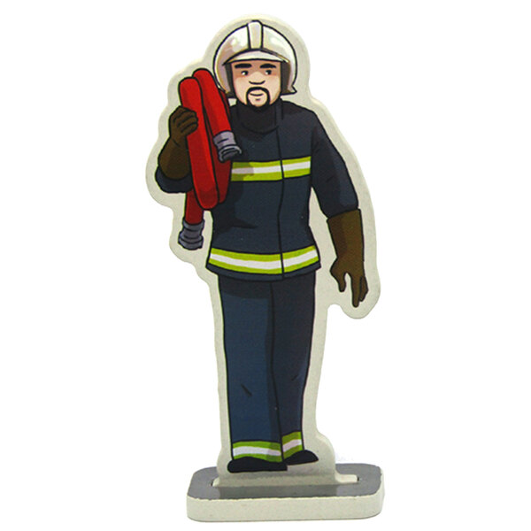 Yannick the firefighter