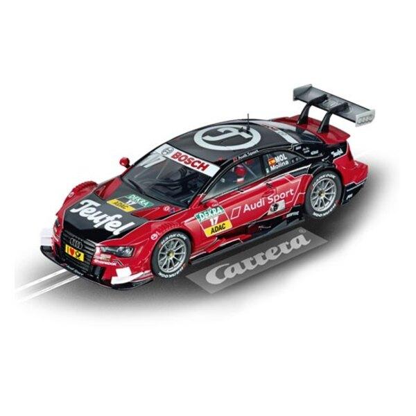 Audi A5 DTM # 17 M.Molina