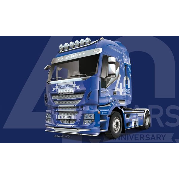 IVECO 'Hiway' 40th Anniversary