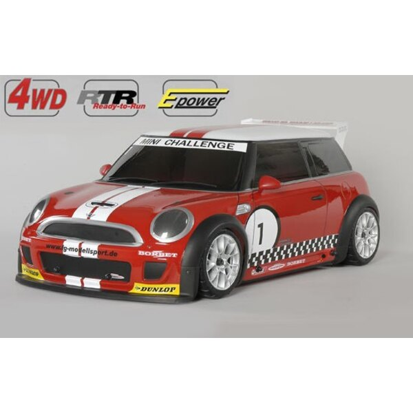 Chassis 4WD RTR Trophy FG + 510E