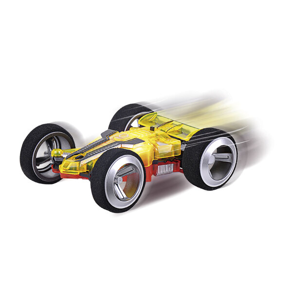 Stunt Car Two Side - Yellow