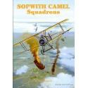 book sopwith camel squadrons (albatros specials)