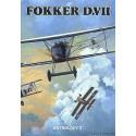 book fokker d.vii. anthology 2 (albatros specials)