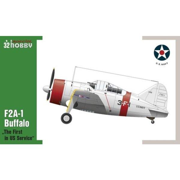 Brewster F2A-1 Buffalo