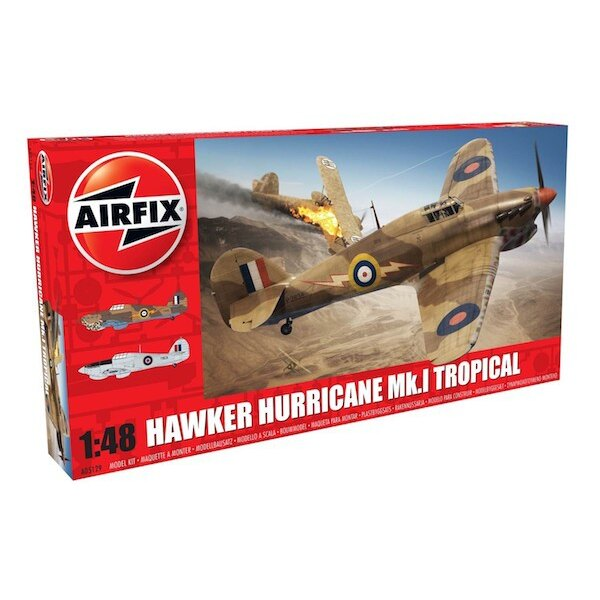 Hawker Hurricane Mk.I Tropical version