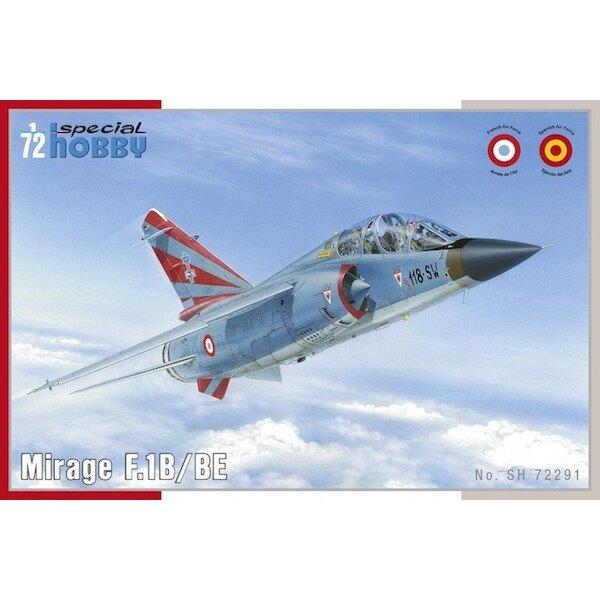 Dassault Mirage F.1B
