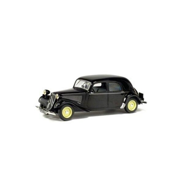 CITROEN TRACTION 11CV 1950 BLACK
