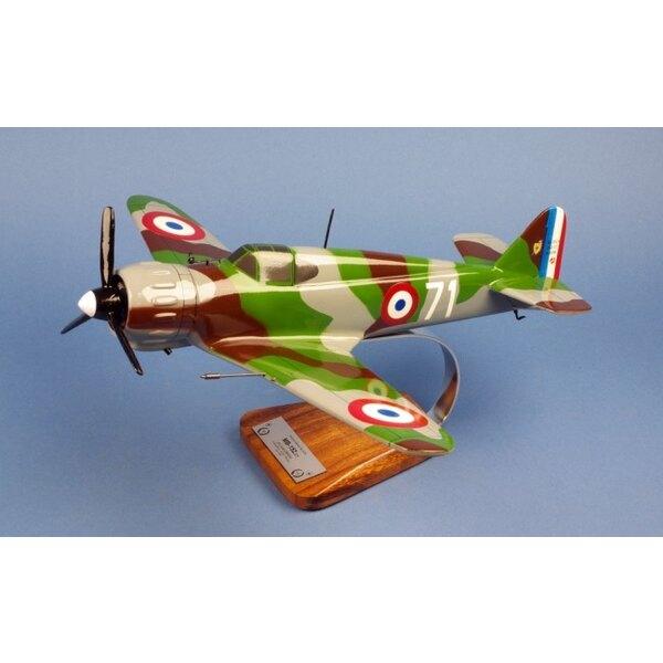 Bloch MB.152.C1 Cpt L.Delfino 4esc GCII / 9