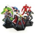 Avengers Mini Figure Captain America 9 cm Comansi COMA96025