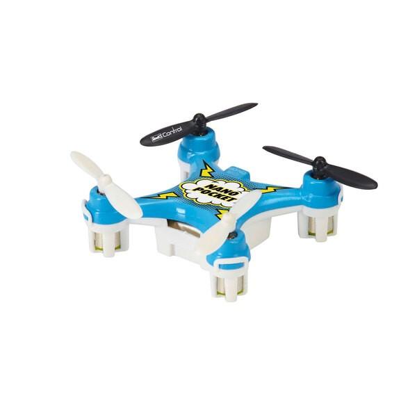 Quadcopter Nano Pocket Blue