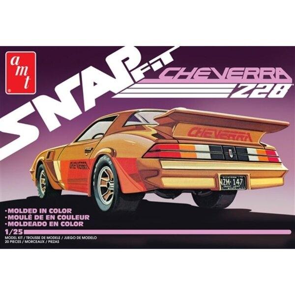 Cheverra' Custom 1980 Camaro Z28 Snap kit