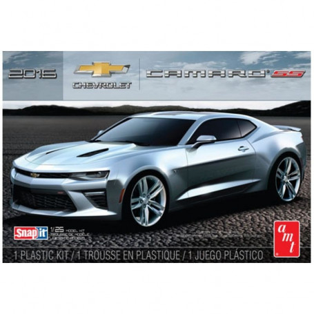 2016 Chevy Camaro SS Snap Kit