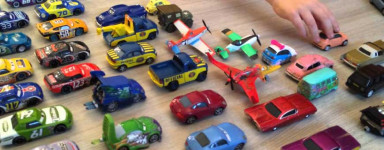 Die cast by scale