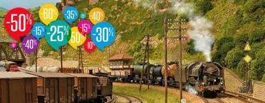 Trains on sale