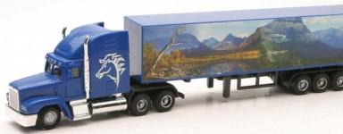 Die cast truck models