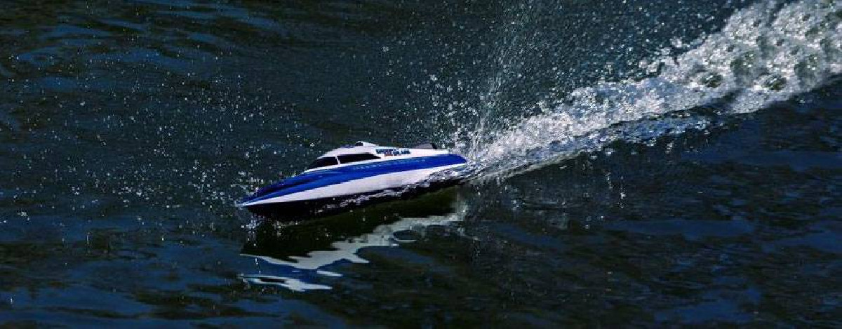 RC electric boat, rc boat: motorboat - radio control - All products of the category rc electric boat with 1001hobbies.com