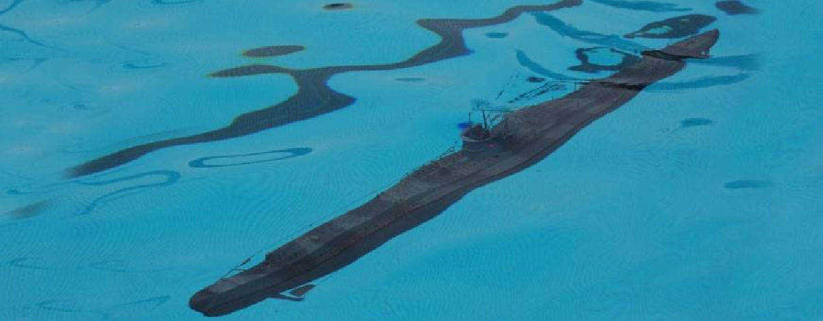Submarine RC, rc : boats - radio control - All products of the category submarine rc with 1001hobbies.com