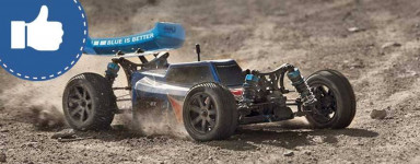 Our selection of RC buggies