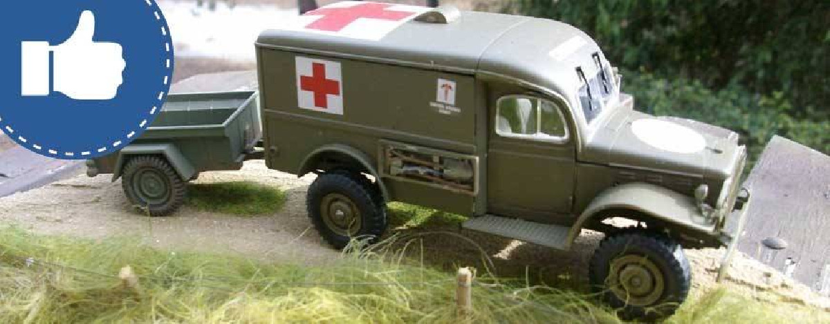Our selection of military vehicles