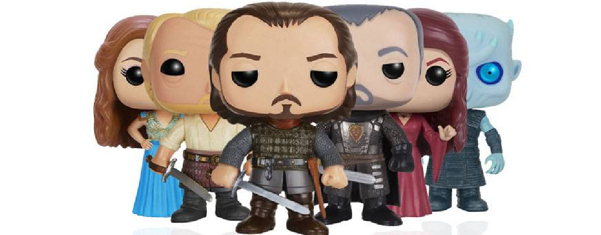 Funko Pop figures, bobble heads - pop culture - All products of the category funko pop figures with 1001hobbies.com