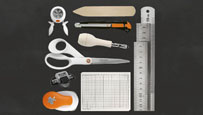 TOOLS, KNIVES AND SCISSORS
