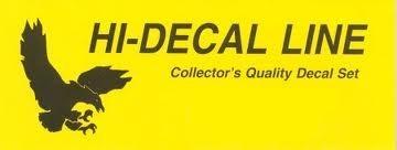 HI Decal